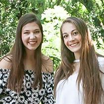 Iyanda & Kirsten Willemse